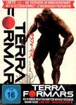 Terra Formars (Limited Mediabook Im Hardcover Mit 32 Seitigem Booklet & 12 Gross-Postkarten) (Rarität)