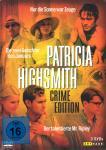 Patricia Highsmith - Crime Edition (Nur Die Sonne War Zeuge+Der Talentierte Mr. Ripley+Die Zwei Gesichter Des Januars) (3 DVD)