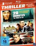 Thriller - Movie Night-Box 1 (3 Disc) (20 Minutes & Honor Killing & Operation Olympus)
