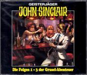 Geisterjäger John Sinclair (3 CD) - Die Folgen 1-3 Der Grusel-Abenteuer (Siehe Info unten)