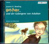 Harry Potter 3 - Der Gefangene von Askaban (11 CD)