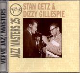 Jazz Master 25 : Stan Getz & Dizzy Gillespie (Verve) (Siehe Info unten)