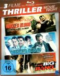Thriller - Movie Night-Box (3 Disc) (Wicked Blood & Officer Down & Big Bang)