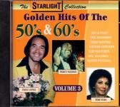 Golden Hits Of The 50s & 60s 3 (Siehe Info unten) (Rarität)