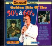 Golden Hits Of The 50s & 60s 1 (Siehe Info unten) (Rarität)