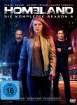 Homeland - 6. Staffel (4 DVD)