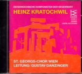 Chormusik Von Heinz Kratochwil - St. Georgs-Chor Wien (Siehe Info unten) (Rarität)