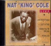 Nat King Cole - Live (Rarität)
