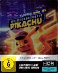 Pokemon Meisterdetektiv Pikachu (Manga) (Limitierte 2 Disc-Edition) (Steelbox) (Rarität)