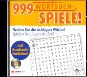999 Wortsuch-Spiele (Rarität) (Siehe Info unten)