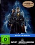 Grindelwalds Verbrechen (Phantastische Tierwesen Und Wo Sie Zu Finden Sind 2) (2 Disc) (Limitierte Steelbox Edition) (Extended Cut & Kinofassung) (Rarität)