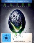 Alien 1 (Limitierte Steelbox Edition) (Kino & Directors Cut Fassung)