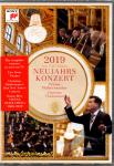 Neujahrskonzert 2019 - Wiener Philharmoniker (+ Bonus Features)