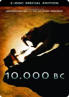 10.000 BC (2 DVD) (Steelbox) (Special Edition)