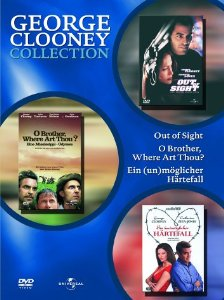 George Clooney Collection (Out Of Side & O Brother Where Art Thou & Ein (Un)Möglicher Härtefall)