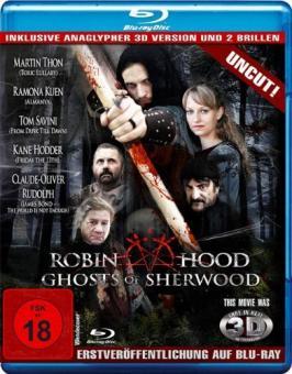 Robin Hood - Ghosts Of Sherwood (2D & 3D abspielbar, inkl. 2 Stk. 3D-Brillen) (Uncut)