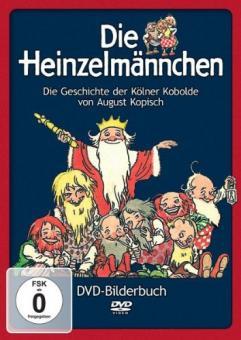 Die Heinzelmännchen (1 DVD & 1 CD)