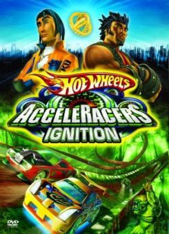 Hot Wheels 1 - Accele Racer - Ignition