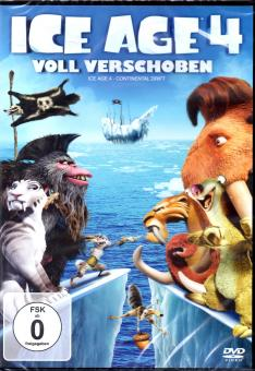 Ice Age 4 - Voll Verschoben (Animation)