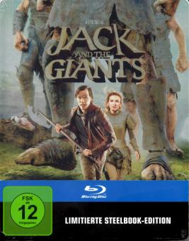 Jack And The Giants (2013)  (Limited Steelbox Edition)