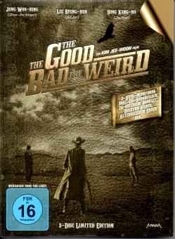 The Good The Bad The Weird (2 DVD & 1 CD & 24 Seitiges Booklet)  (Limited Edition) (Mediabook)