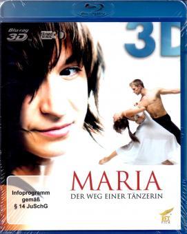 Maria - Der Weg Einer Tänzerin (Doku) (Nur in 3D)