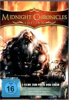Midnight Chronicles - Edition (Midnight Chronicles & Fire Dragon Hunter & Der Meister Der Ringe)
