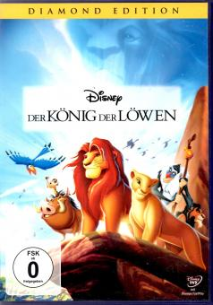 Der König Der Löwen 1 (Disney) (Diamond Edition) (Animation) (Rarität)