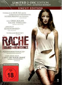 Rache - Bound To Vengeance (Uncut) (24 Seitiges Booklet) (Limited Edition) (Mediabook)