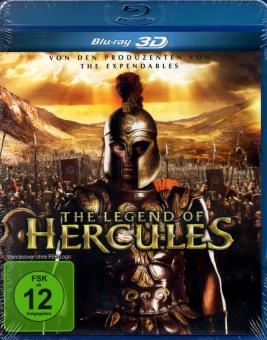 The Legend Of Hercules (2D & 3D Version)