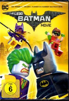 The Lego Batman Movie (Animation)