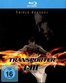 Transporter 1-3 : Triple Feature (3 Disc)