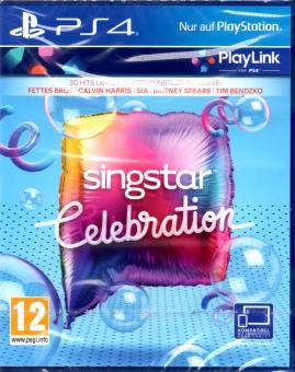 Singstar - Celebration