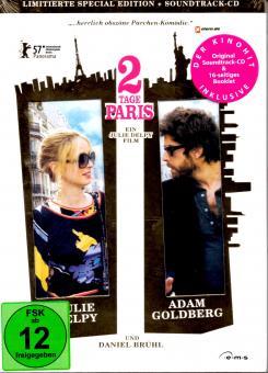 2 Tage Paris (Limited Special Edition - Nummeriert 10272/15000 ODER mit Nr. 05719/15000 ODER 07128/15000 ODER 04884/15000) ) (Mit 16 Seitigem Booklet) (Siehe Info unten)