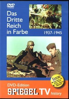 Das Dritte Reich In Farbe (1937 - 1945) (Doku) (Rarität) (Siehe Info unten)