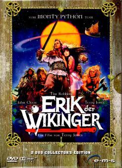 Erik Der Wikinger (2 DVD) (Collectors Edition Mit zusätzlichem Kartonschuber)