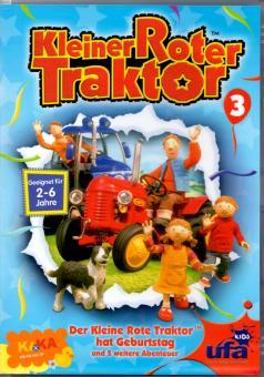 Kleiner Roter Traktor 3