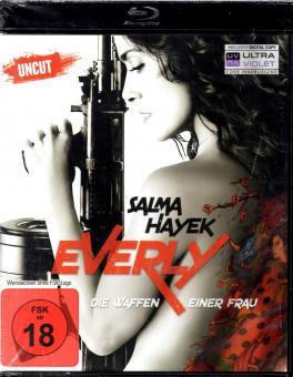 Everly - Die Waffen Einer Frau (Uncut)