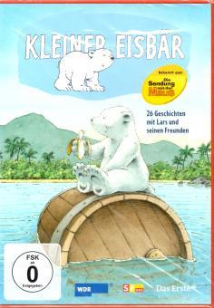 Kleiner Eisbär - 26 Geschichten Mit Lars Und Seinen Freunden (Animation) (Rarität) (Siehe Info unten)