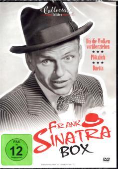Frank Sinatra Box (Bis Die Wolken Vorüberziehen & Plötzlich & Duetts)