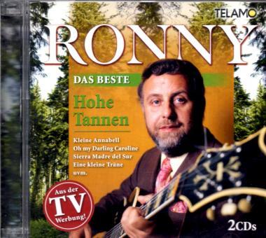 Hohe Tannen - Das Beste (Ronny) (2 CD) (Siehe Info unten)