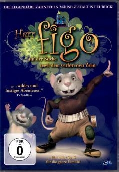 Herr Figo 2 - Auf Der Suche Nach Dem Verlorenen Zahn (Real & Animationsmix)