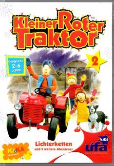 Kleiner Roter Traktor 2