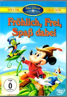 Fröhlich, Frei, Spass Dabei (Disney) (Siehe Info unten)