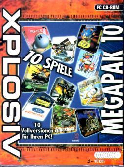 Xplosiv Megapak (Mit 9 Spiele)