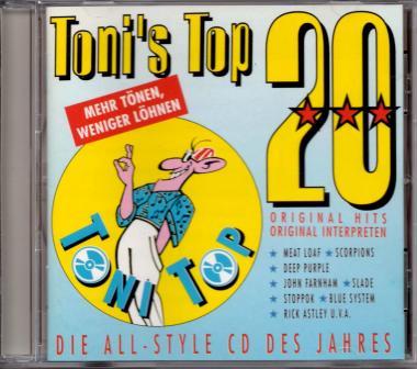 Toni's Top 20