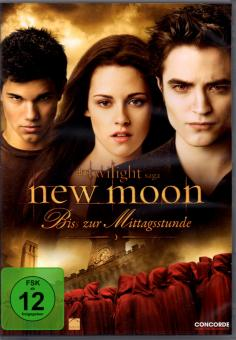 New Moon (Twilight 2) (Single DVD)
