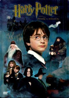 Harry Potter 1 - Der Stein Des Weisen (Steelbox) (Rarität)