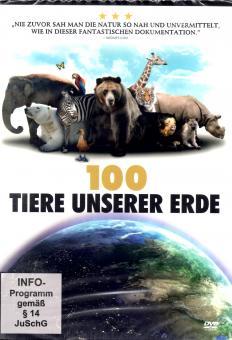 100 Tiere Unserer Erde (Doku)