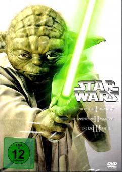 Star Wars Trilogie 1-3 (3 DVD) (Kultfilm)